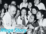 [Mega Story] Những bức thư Bác Hồ gửi các cháu thiếu nhi nhân ngày 1 6