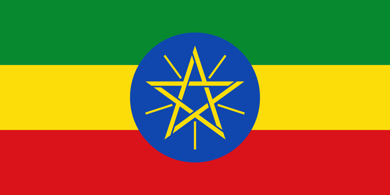 Điện mừng Quốc khánh nước Cộng hòa dân chủ Liên bang Ethiopia