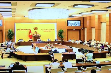 Phân công chuẩn bị Phiên họp thứ 45 Ủy ban Thường vụ Quốc hội