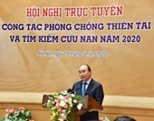 Triển khai kết luận của Thủ tướng Chính phủ tại Hội nghị phòng, chống thiên tai, tìm kiếm cứu nạn năm 2020