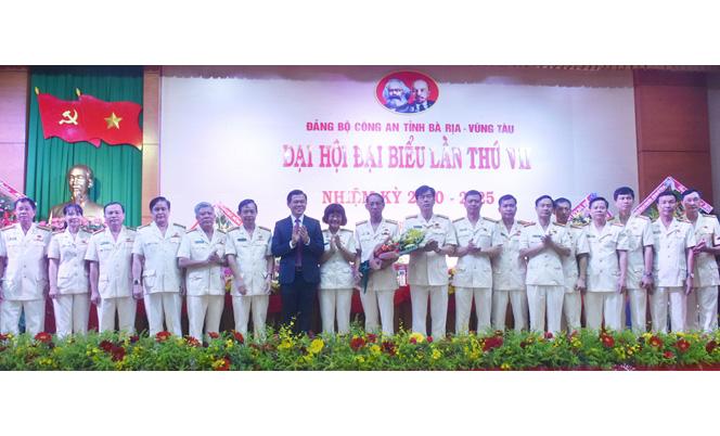 Các Đảng bộ trên địa bàn tỉnh Bà Rịa-Vũng Tàu tổ chức thành công Đại hội