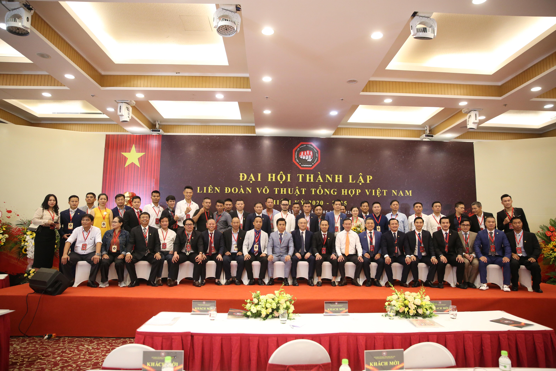Thành lập Liên đoàn Võ thuật tổng hợp Việt Nam