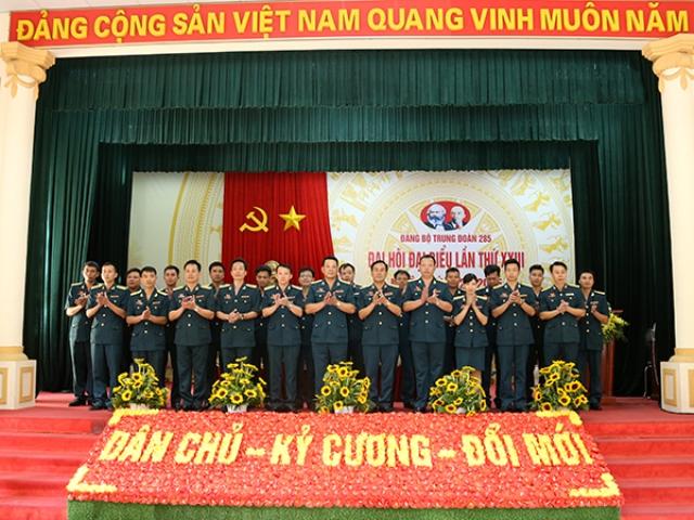 Sư đoàn 363 hoàn thành Đại hội cấp cơ sở nhiệm kỳ 2020 – 2025