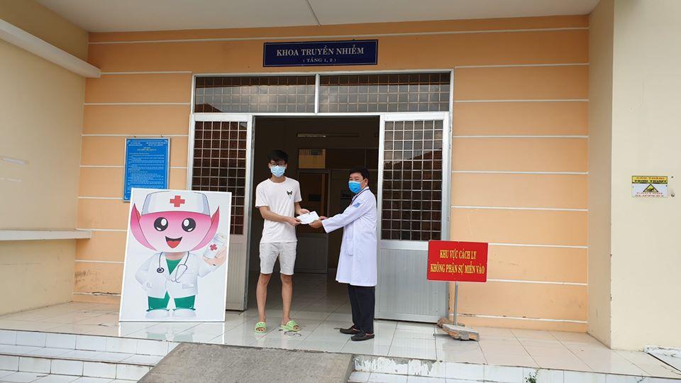 Việt Nam chữa khỏi 293 bệnh nhân mắc COVID-19