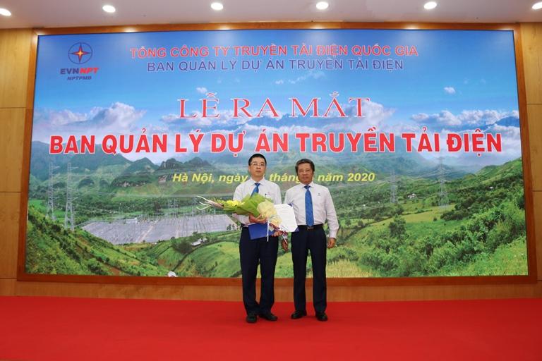 Ra mắt Ban Quản lý dự án truyền tải điện
