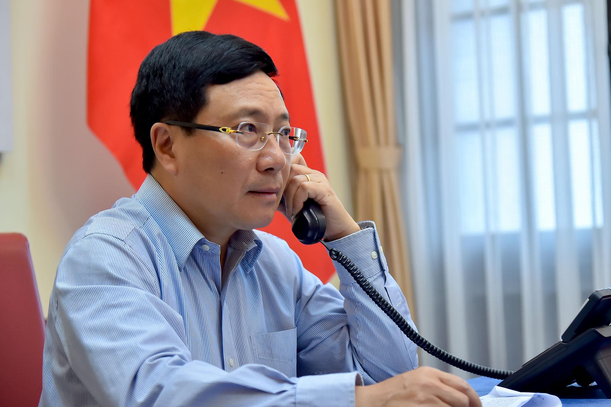 Nhật Bản chúc mừng thành tích ấn tượng của Việt Nam đã kiểm soát được dịch bệnh COVID-19
