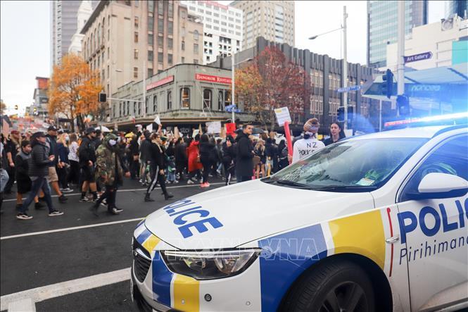 Biểu tình chống nạn phân biệt chủng tộc tại Mỹ lan sang New Zealand