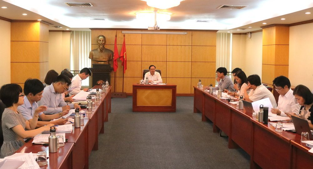 Triển khai thực hiện Nghị quyết của Chính phủ Quy hoạch sử dụng đất đai