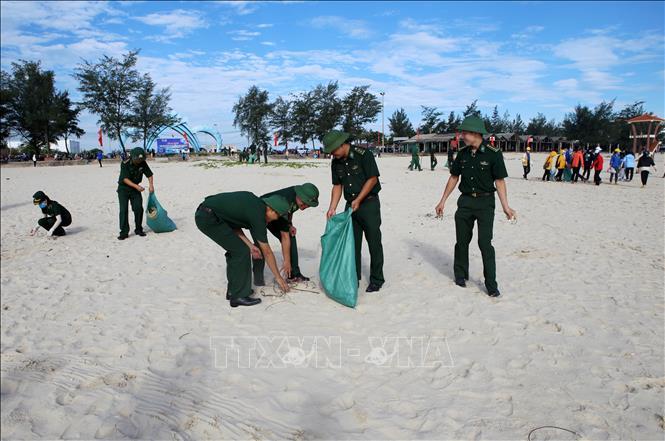 Nhiều hoạt động hưởng ứng Tuần lễ Biển và Hải đảo Việt Nam năm 2020