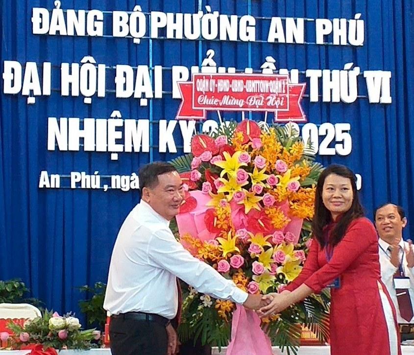 Các Đảng bộ trên địa bàn TP Hồ Chí Minh tổ chức thành công Đại hội