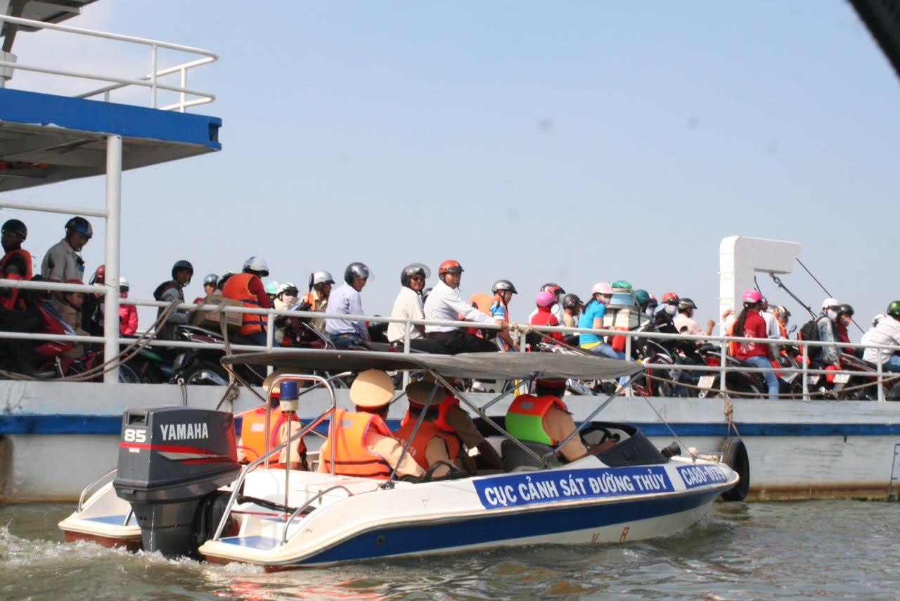 Đề xuất tăng nặng chế tài xử phạt vi phạm an toàn giao thông đường thủy