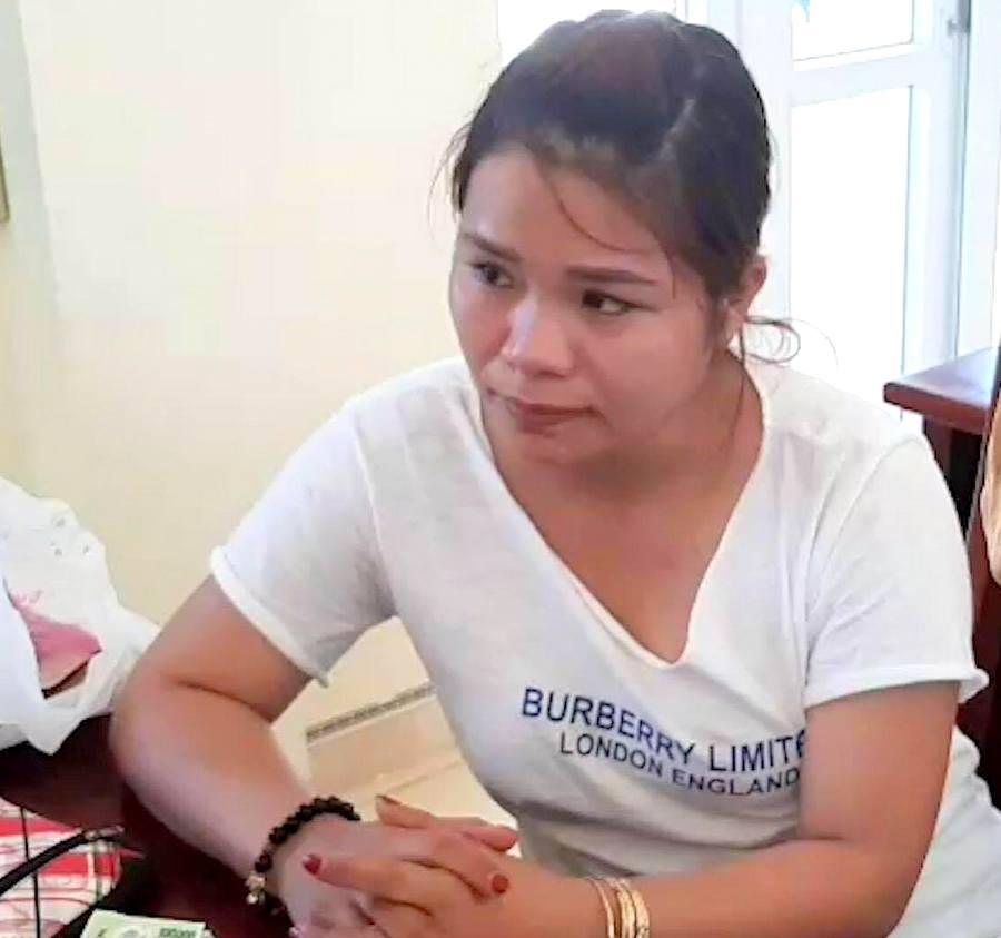 Bắt đối tượng tàng trữ tiền giả tại Quảng Nam