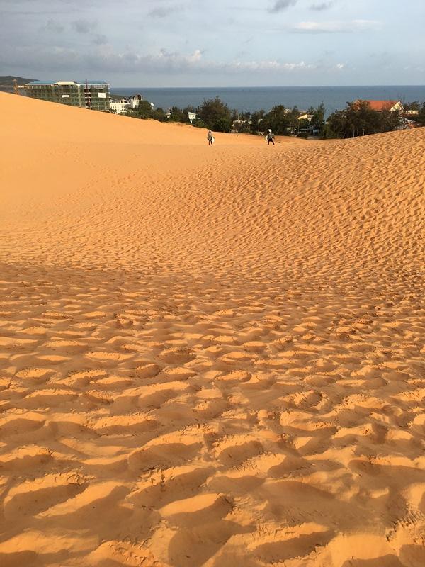 Bình Thuận Khách du lịch đã quay trở lại