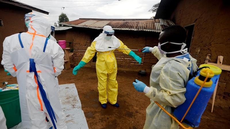 Bùng phát đợt dịch Ebola mới ở CHDC Congo