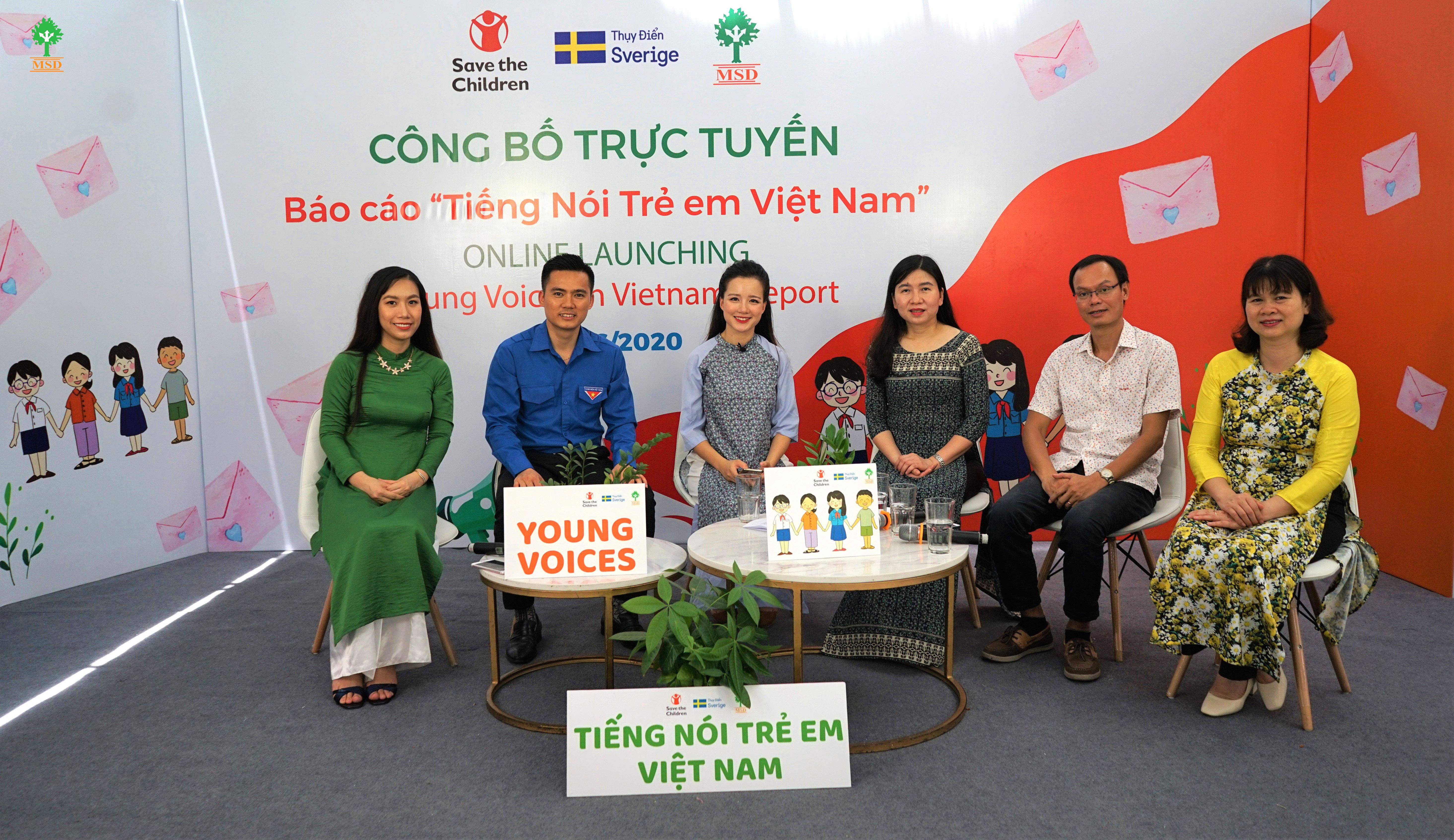 Khảo sát Tiếng nói trẻ em Việt Nam