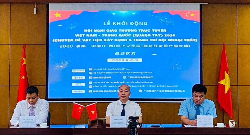 Thúc đẩy thương mại Việt Nam -Trung Quốc