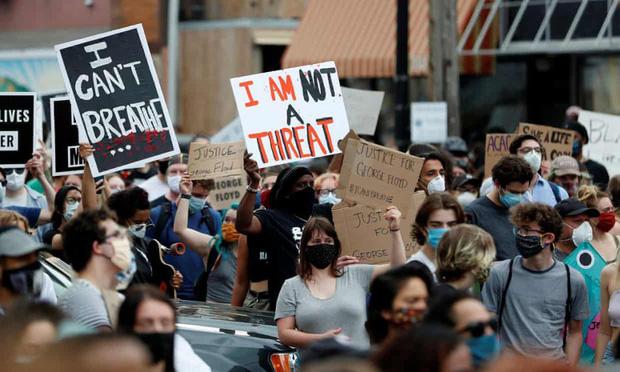 Tổng thư ký Liên hợp quốc kêu gọi người biểu tình Mỹ ôn hòa