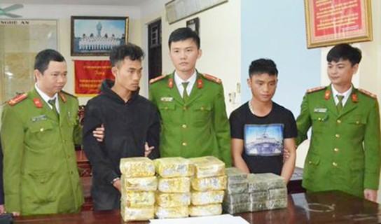 Khởi tố 8 039 vụ, 10 018 bị can phạm tội về ma túy