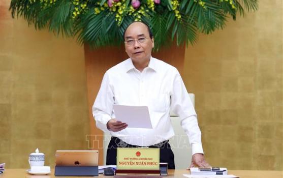 Thủ tướng Cố gắng ở mức cao nhất nhiệm vụ kế hoạch Nhà nước năm 2020