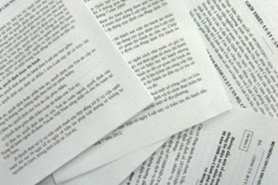 Tháo gỡ vướng mắc trong thi hành pháp luật về TN MT