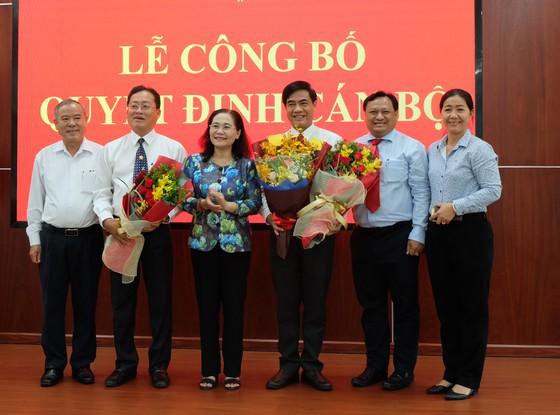 Thành ủy TP Hồ Chí Minh trao Quyết định điều động cán bộ