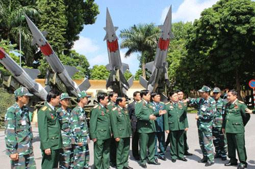 Bộ Quốc phòng triển khai nhiều nhiệm vụ quan trọng trong tháng 6 2020