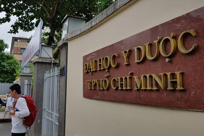 Công bố đề án tuyển sinh các Trường Đại học Y TP Hồ Chí Minh
