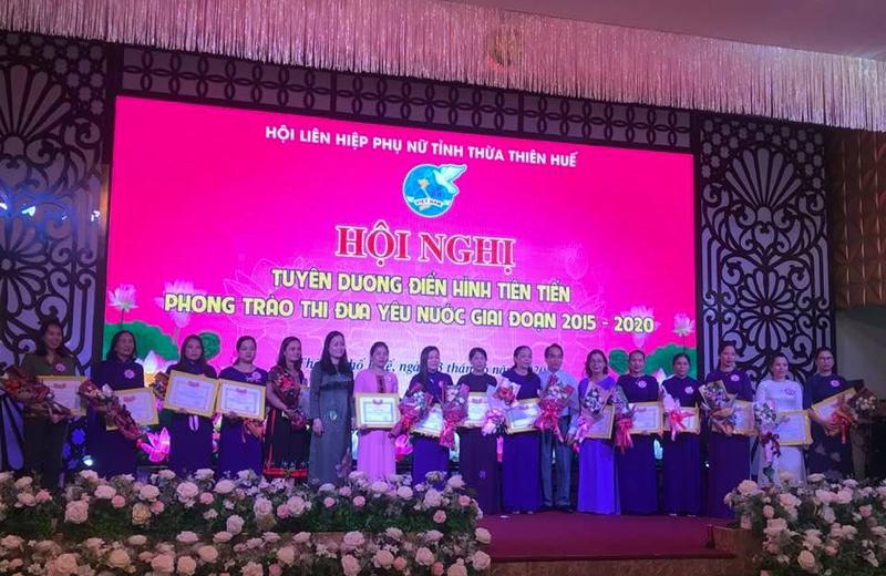 """Phát huy giá trị truyền thống """"công - dung - ngôn - hạnh"""" của phụ nữ Thừa Thiên Huế"""