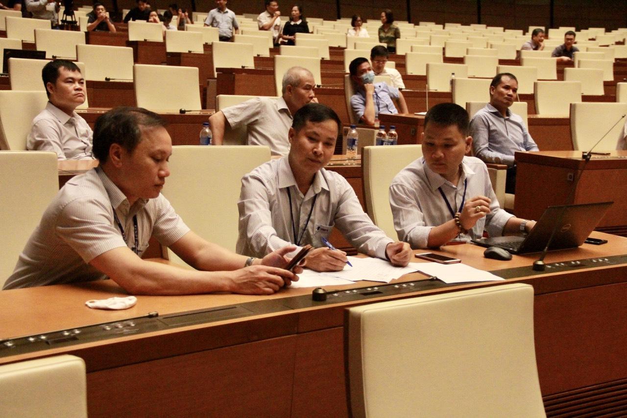 VNPT triển khai thành công giải pháp họp trực tuyến phục vụ kỳ họp thứ 9, Quốc hội khóa XIV