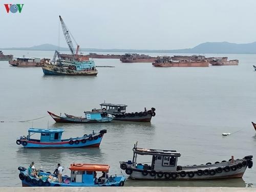 Xử lý thông tin báo nêu về tai nạn đường thủy nội địa tăng