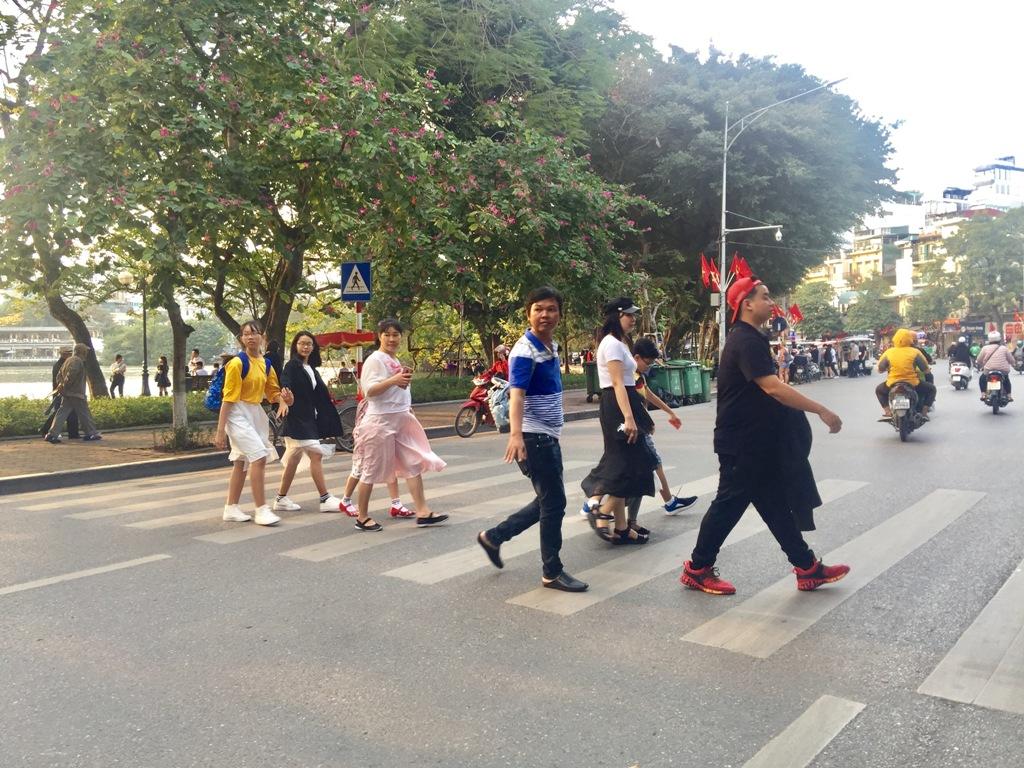 Doanh thu từ khách du lịch đến Hà Nội đạt gần 17 000 tỷ đồng