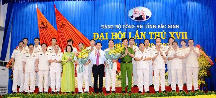 Xây dựng lực lượng Công an Bắc Ninh chính quy, hiện đại, phục vụ đắc lực sự nghiệp phát triển kinh tế - xã hội