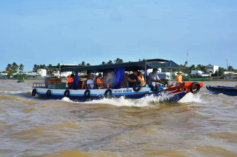 TP Hồ Chí Minh xây dựng các sản phẩm du lịch đường thủy mới