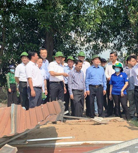 Xử lý dứt điểm tình trạng phân lô, bán nền, xây dựng nhà không phép trên đất nông nghiệp ở Bình Chánh