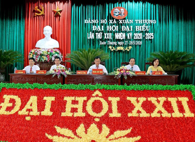 Nam Định Trên 80 tổ chức cơ sở đảng đã tiến hành đại hội
