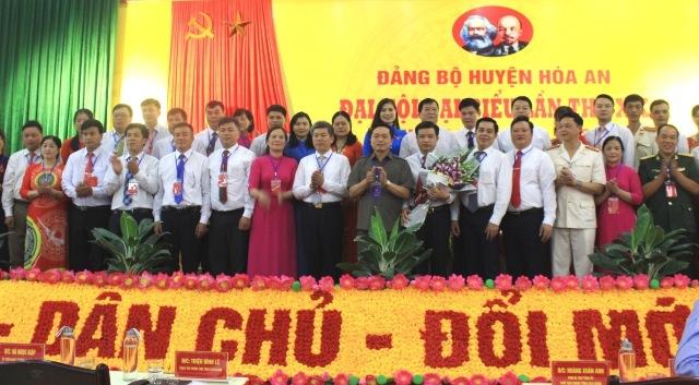Quyết tâm xây dựng huyện Hoà An phát triển toàn diện