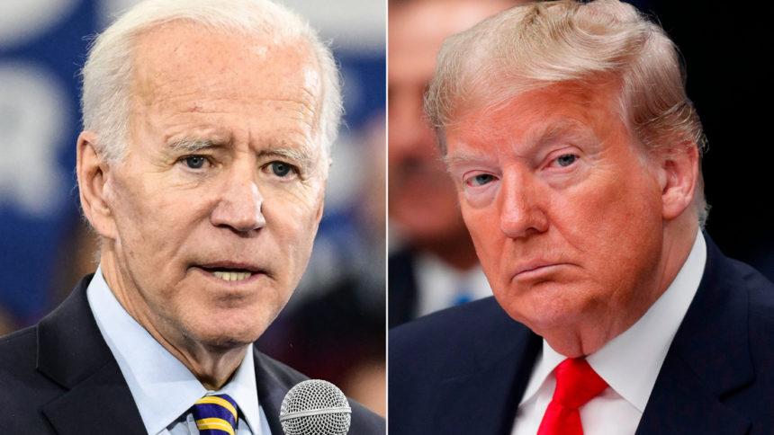 Bầu cử Tổng thống Mỹ 2020 Cạnh tranh quyết liệt giữa các ứng cử viên
