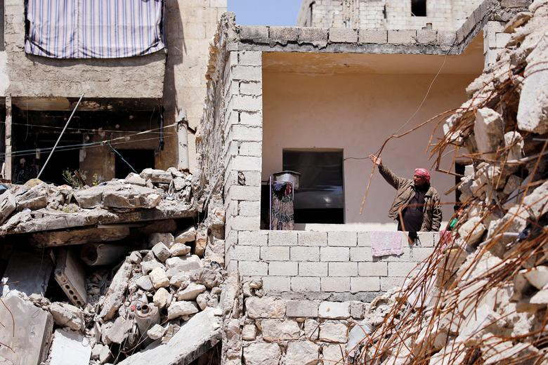 Syria lên án lệnh trừng phạt kinh tế của Mỹ