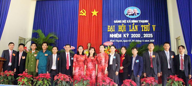 Đảng bộ xã Bình Thạnh tập trung xây dựng các thương hiệu, sản phẩm nông nghiệp địa phương