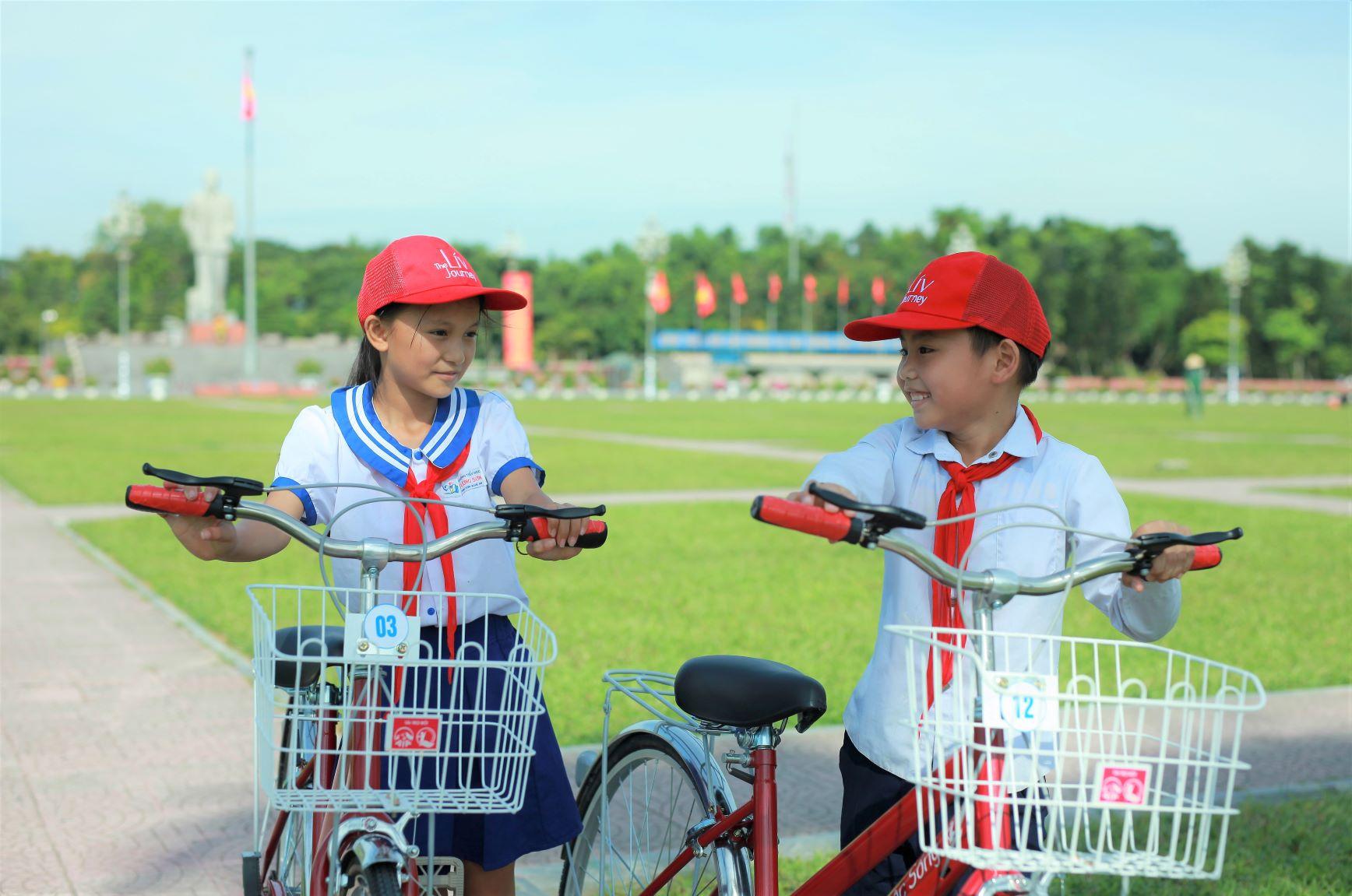 655 triệu đồng hỗ trợ trẻ em có hoàn cảnh khó khăn tỉnh Nghệ An