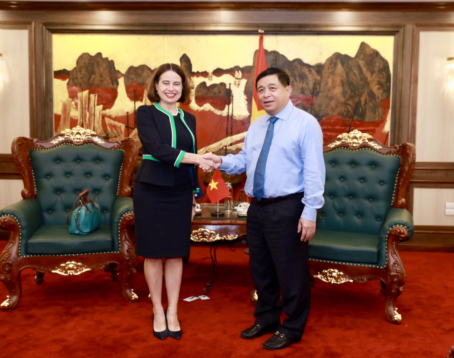 Australia hỗ trợ Việt Nam phục hồi kinh tế và ứng phó lâu dài với COVID-19