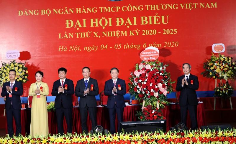Nâng cao năng lực lãnh đạo, xây dựng Đảng bộ VietinBank trong sạch, vững mạnh