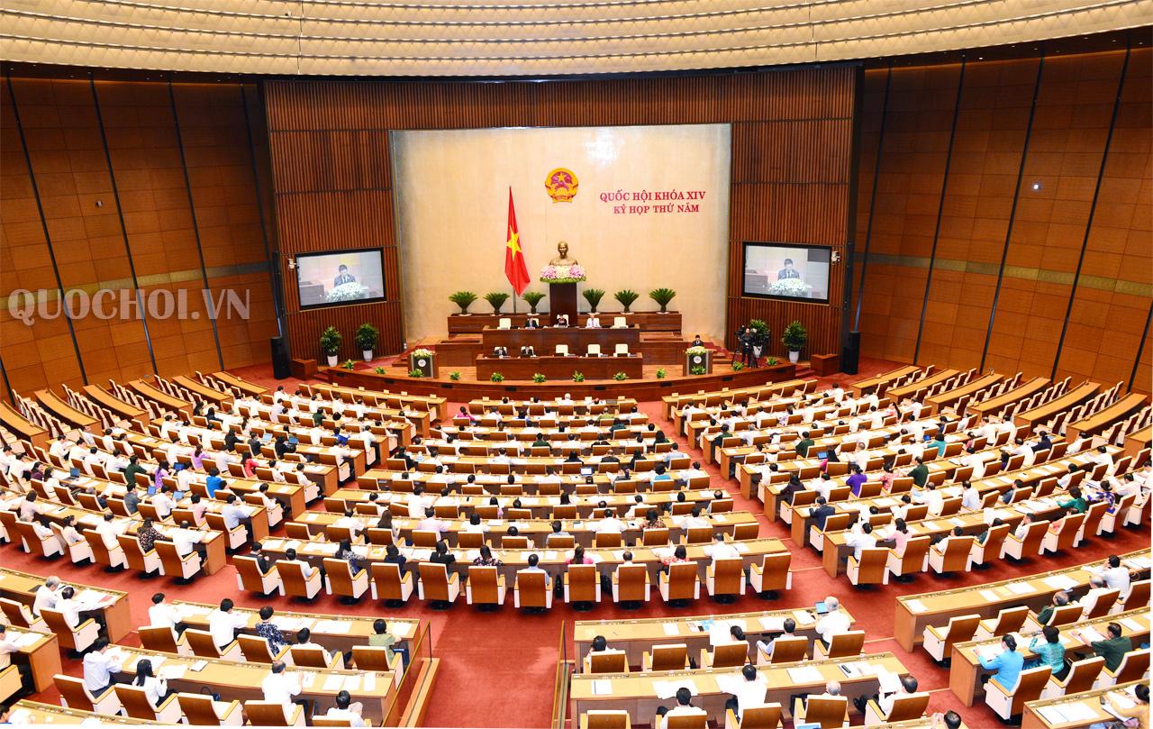 Yêu cầu các Bộ hoàn thiện báo cáo trình Quốc hội