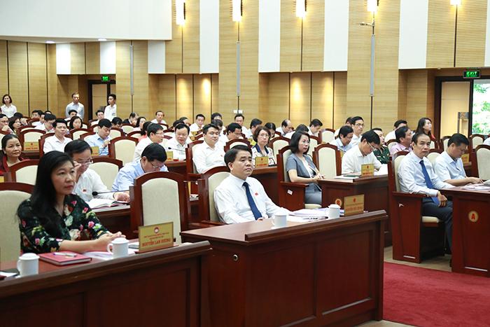 Hà Nội giải trình về giải quyết kiến nghị cử tri và khiếu nại, tố cáo