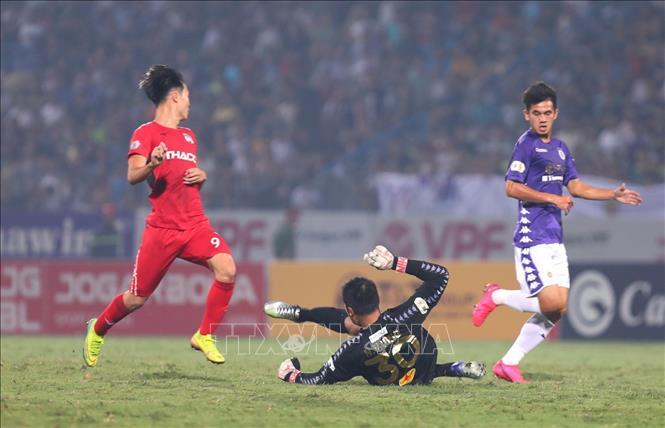 V League 2020 Hà Nội FC đại thắng Hoàng Anh Gia Lai