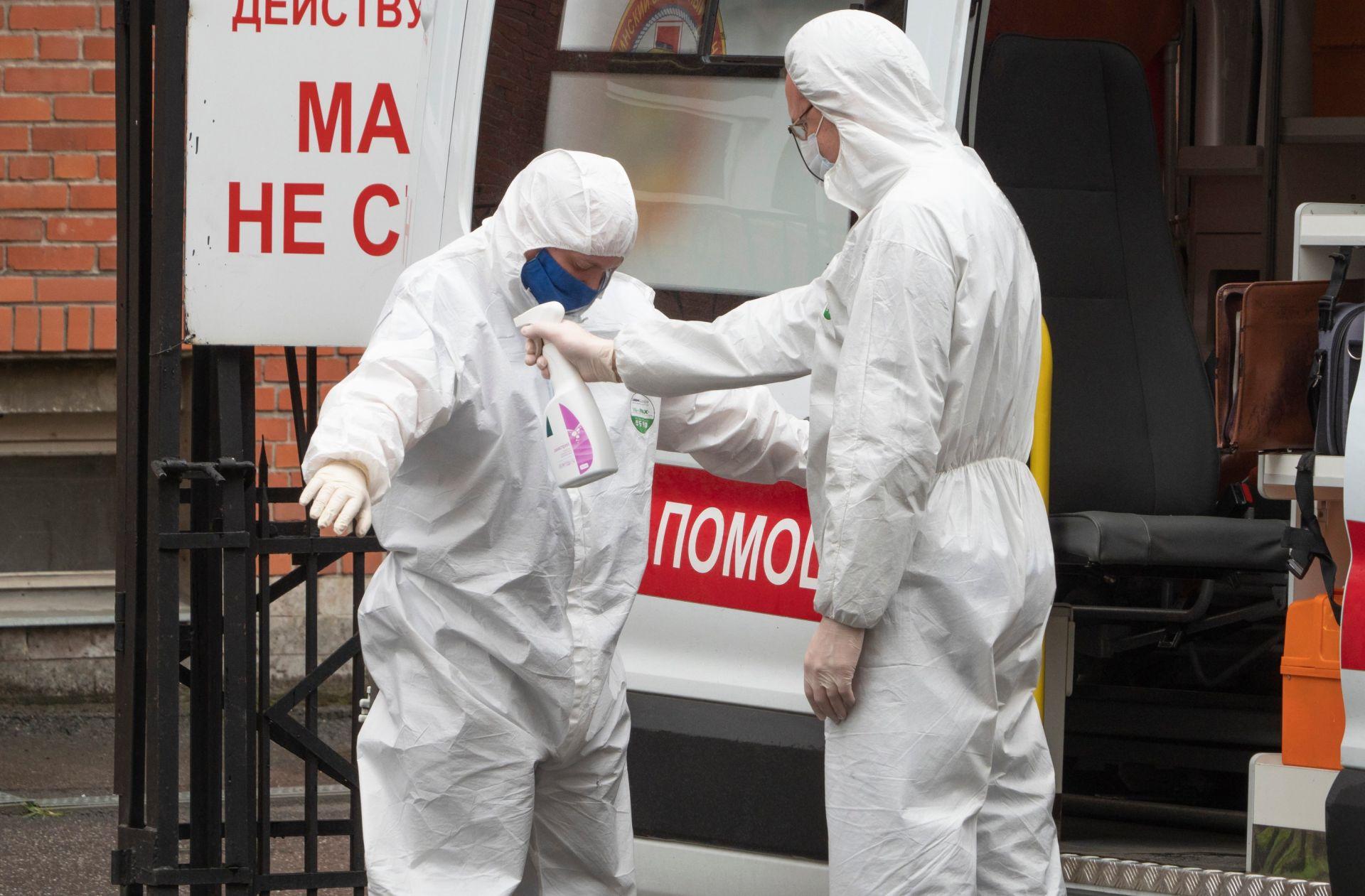 24 giờ qua, thế giới có thêm 130 286 ca nhiễm COVID-19