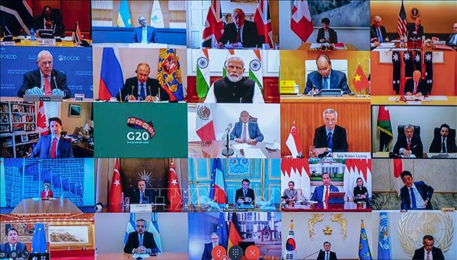 G20 cam kết hỗ trợ hơn 21 tỷ USD cho cuộc chiến toàn cầu chống COVID-19