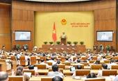 Thông cáo báo chí số 12 Kỳ họp thứ 9, Quốc hội khóa XIV
