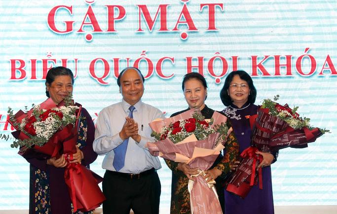 Nhóm nữ đại biểu Quốc hội Việt Nam được đánh giá cao trên các diễn đàn nghị viện khu vực và thế giới