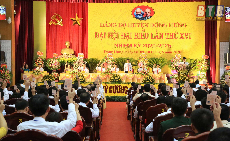 Lai Châu, Thái Bình, Phú Yên tổ chức thành công đại hội điểm cấp huyện